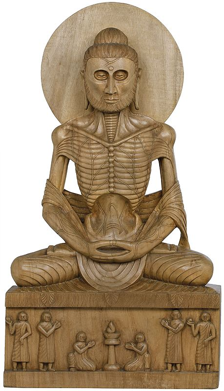 The Metamorphosis Of The Buddha