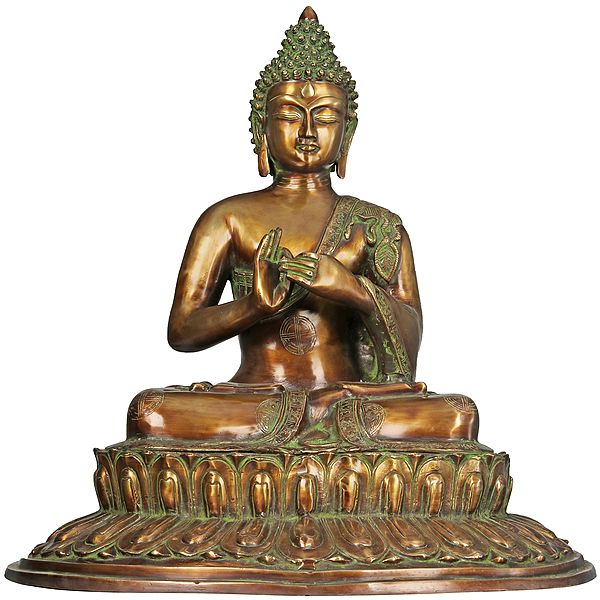 Straight from the Buddha's Heart