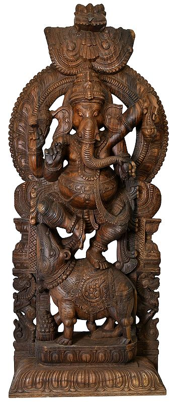 Super Large Size Dancing Ganesha