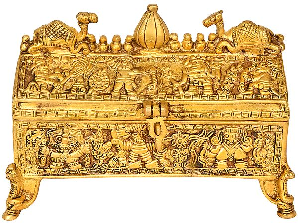 Tribal Treasure Box