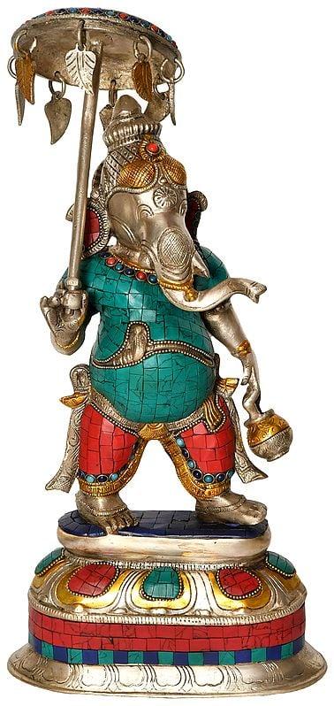 Kamandalu Lord Ganesha