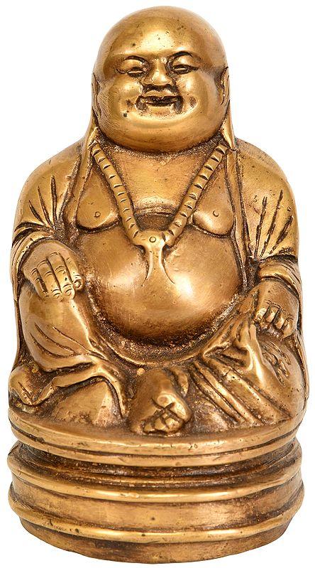 Laughing Buddha - Tibetan Buddhist