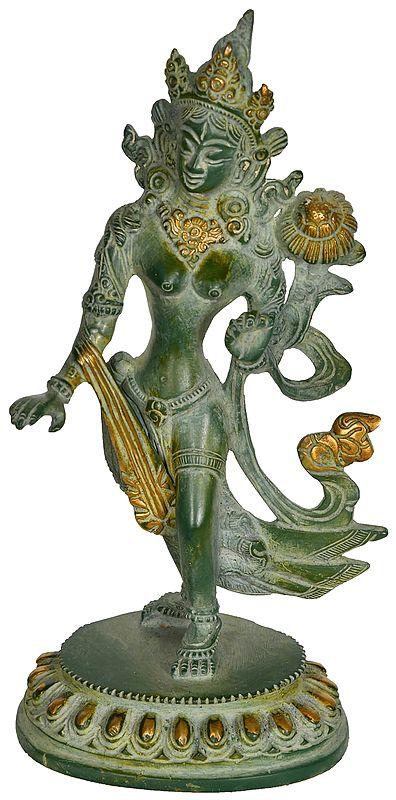 Standing Tara (Tibetan Buddhist)