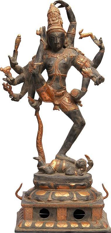 Tripurantaka Shiva