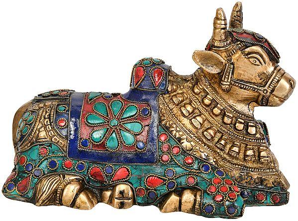 Nandi - The Bull of Shiva