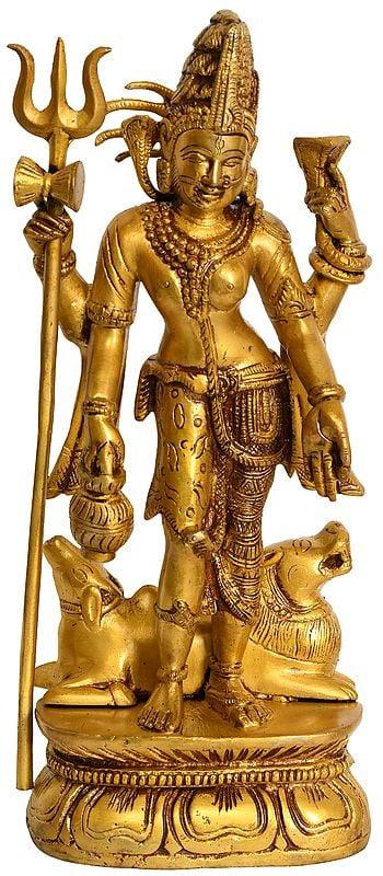 Shiva and Durga