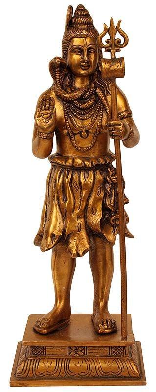 Lord Shiva: The Wanderer