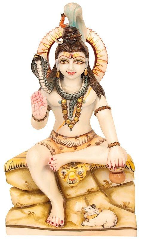 Poorna Shiva, or Shiva the Absolute