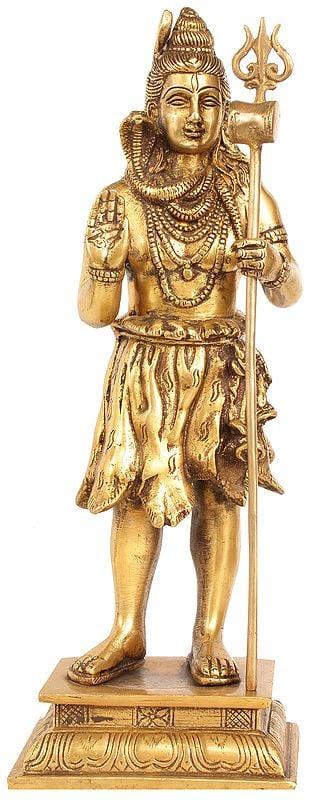 Lord Shiva - The Wanderer