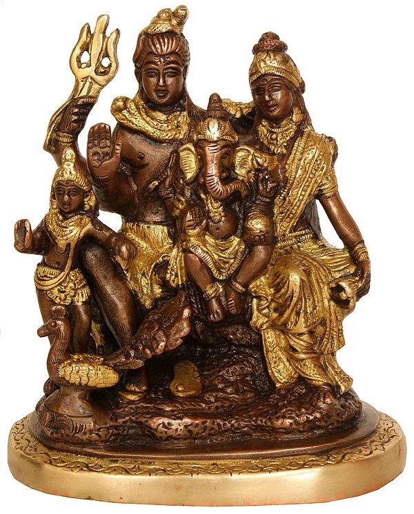 Shiva Parivaar (Shiva Family)