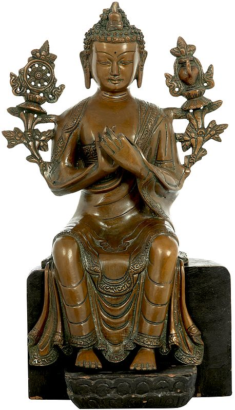 The Future Buddha Maitreya