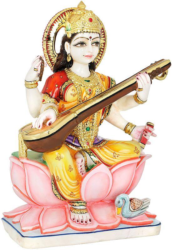 Saraswati - Goddess of Wisdom and Arts