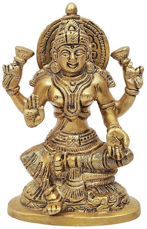Lakshmi the Goddess Who Gives Money