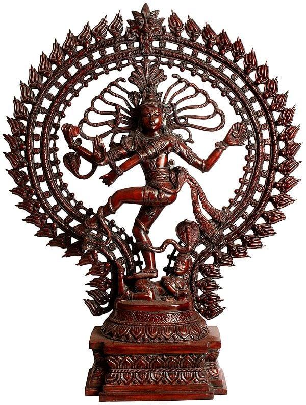 Large Size Nataraja - King of Dancers