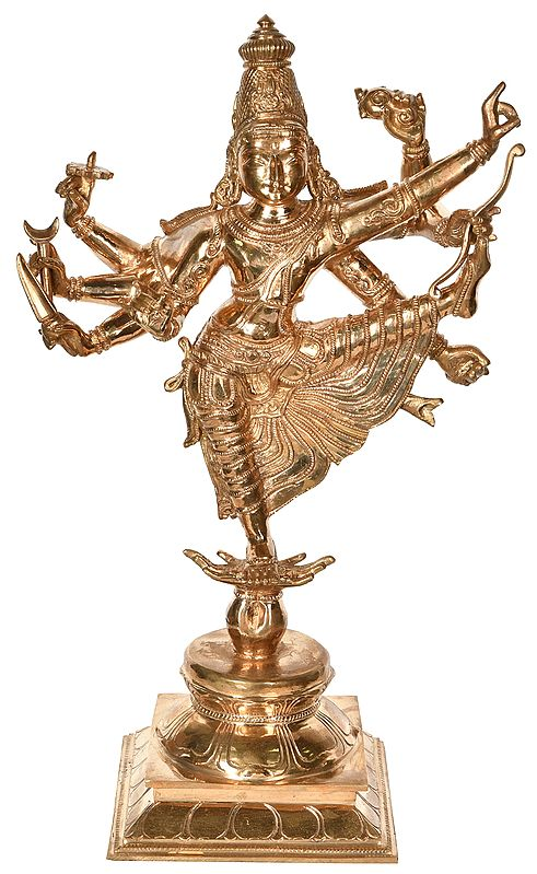 BHAGWAN VISHNU AS TRIVIKRAMA