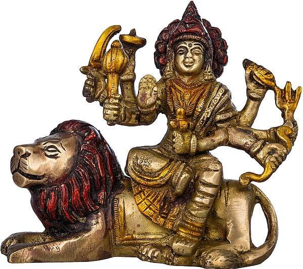 Ashtabhuja-dhari Durga
