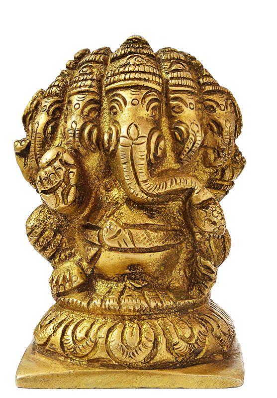 Panchamukhi Lord Ganesha