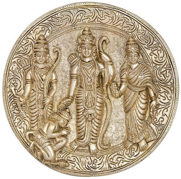 Rama Durbar (Wall Hanging)