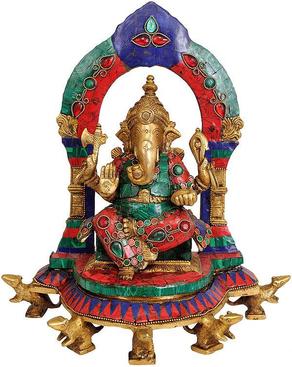 The Grandeur Of Lord Ganesha