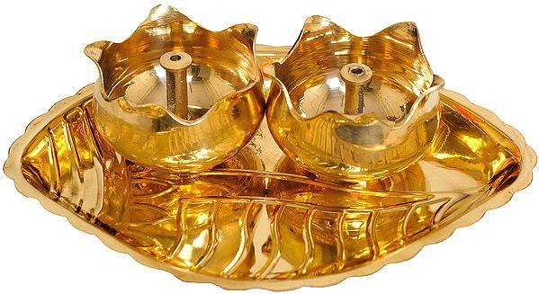 Shankha Puja Set