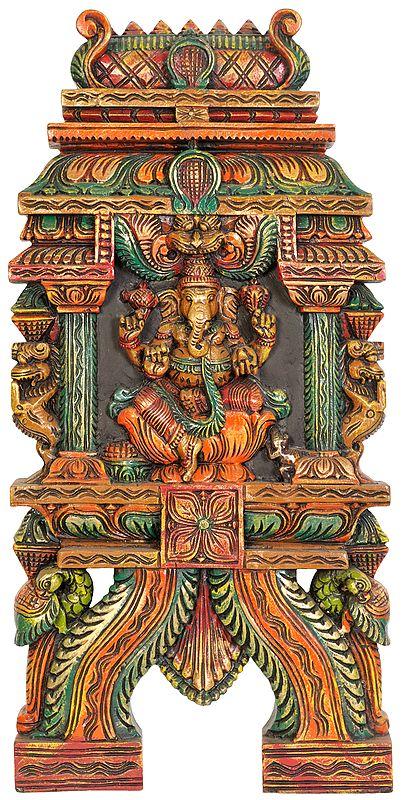Lord Ganesha (Wall Hanging)
