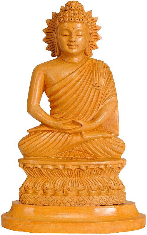 Lord Buddha in Dhyana Mudra