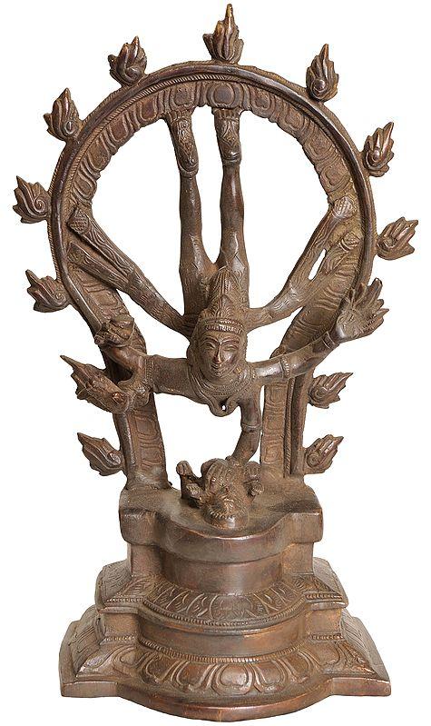 Bhagawan Shiva's Tandava
