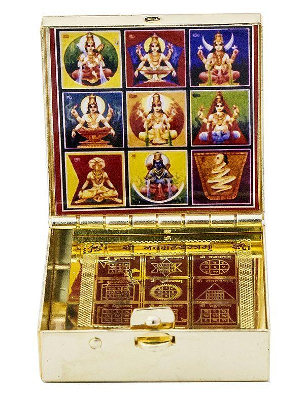 Shri Navagraha Yantra