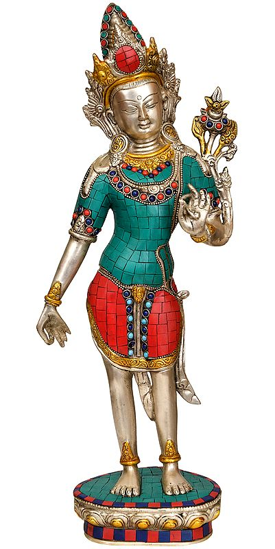 Tibetan Buddhist Deity- Standing Tara
