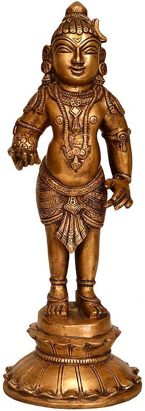 Laddoo Gopala (Butter Krishna)