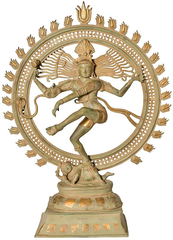 Large Size Lord Shiva as Nataraja