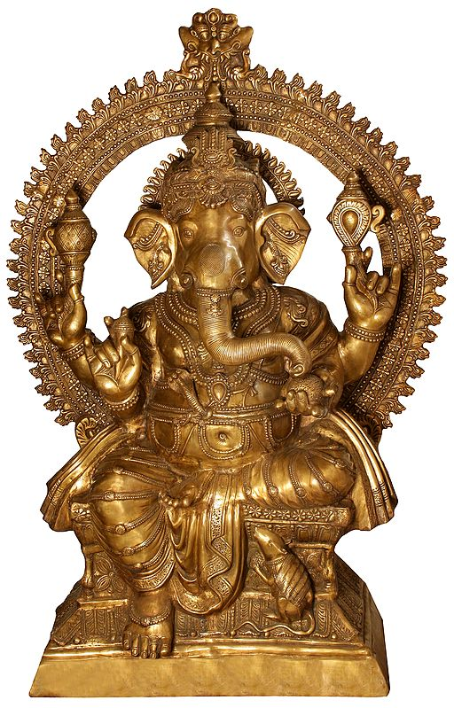 The Cosmic Glamour Of Lord Ganesha