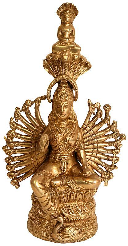 Devi Padmavati - Mother of Lord Mahavira
