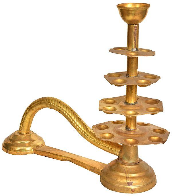 Handheld Aarti Lamp