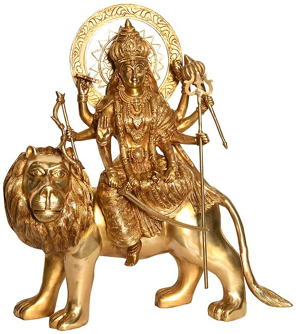 Simhavahini Goddess Durga
