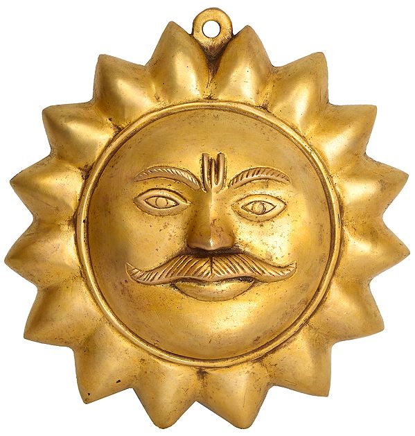 Surya (Sun) Wall Hanging