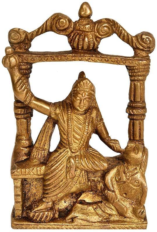Mahavidya Bagalamukhi: One of the Ten Mahavidyas