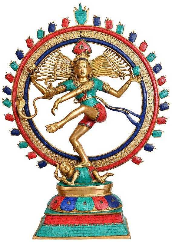 Lord Shiva as Nataraja (Large Size)