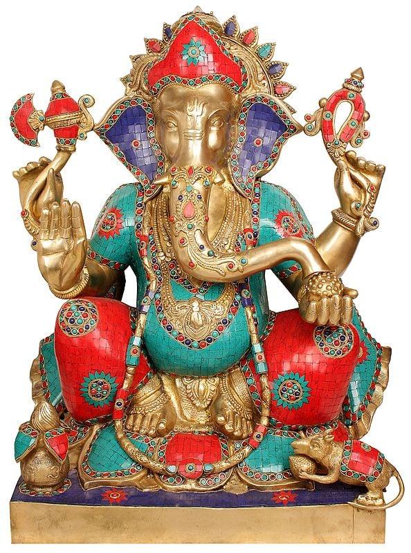 Large Size Blessing Ganesha