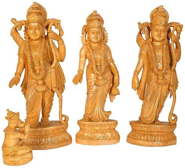 Rama Durbar (A Vision of Ideal Humanity)
