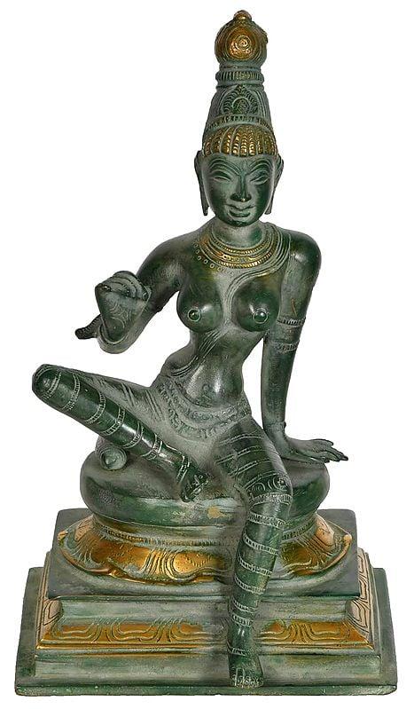 Seated Uma (Goddess Parvati)