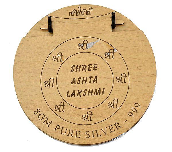 Shri Ashtalakshmi Yantra