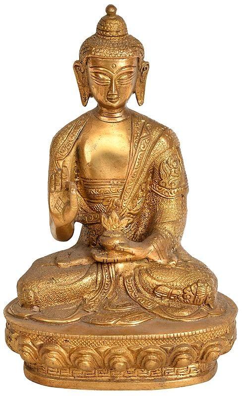 Tibetan Buddhist Deity Healing Buddha