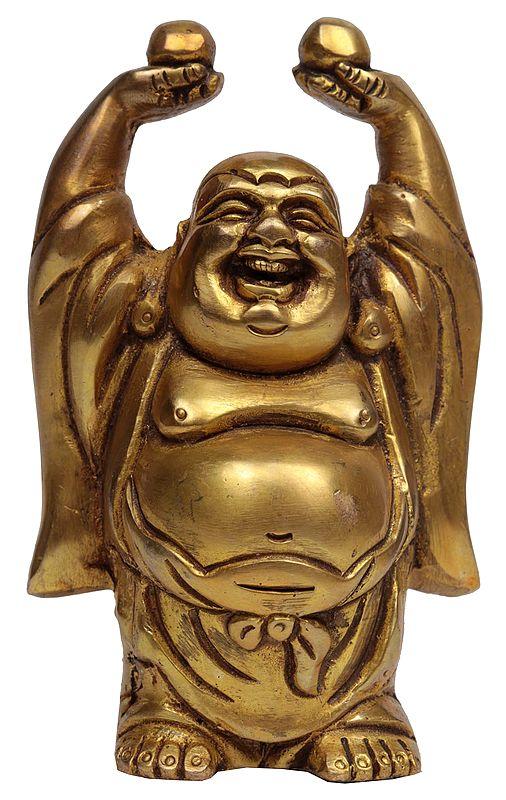 Laughing Buddha (Tibetan Buddhist)