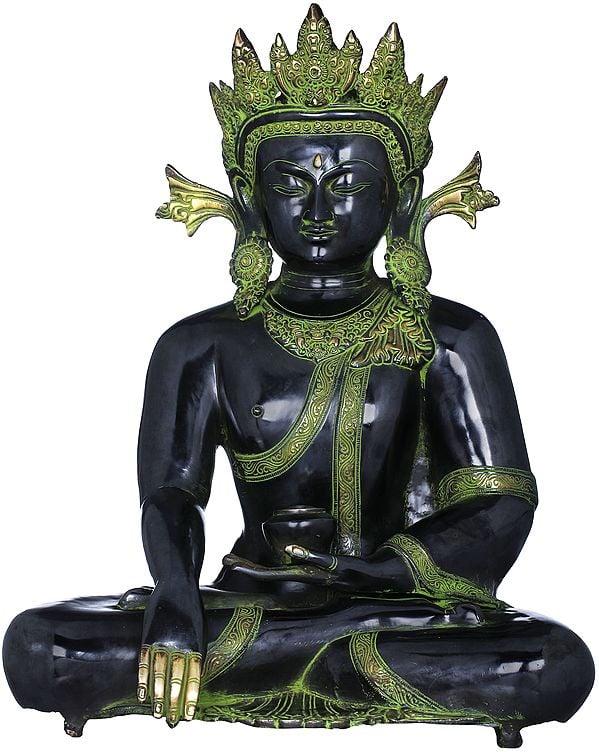 Crown Buddha (Tibetan Buddhist)