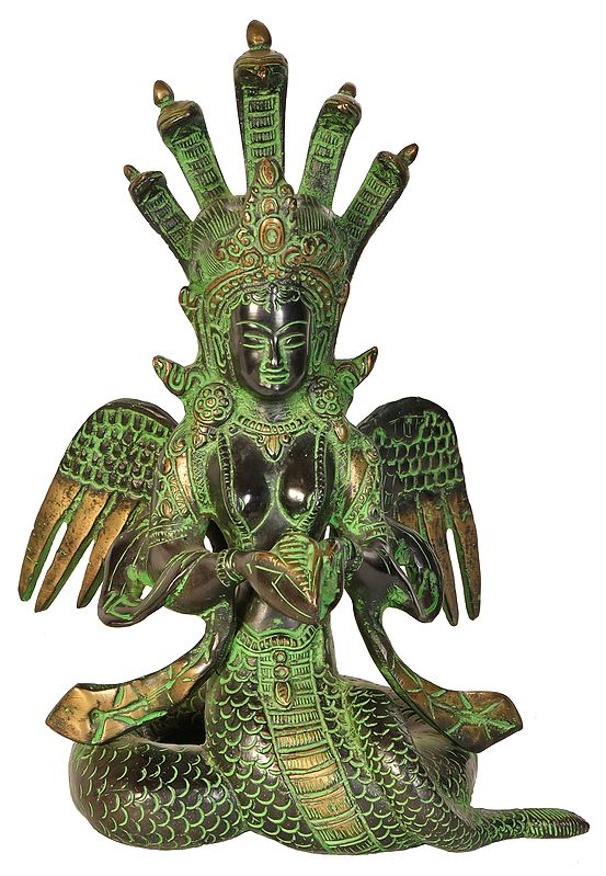 Naga-Kanya (The Snake Woman)