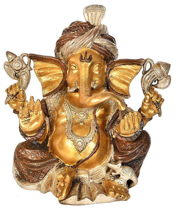 Pagdi Ganesha