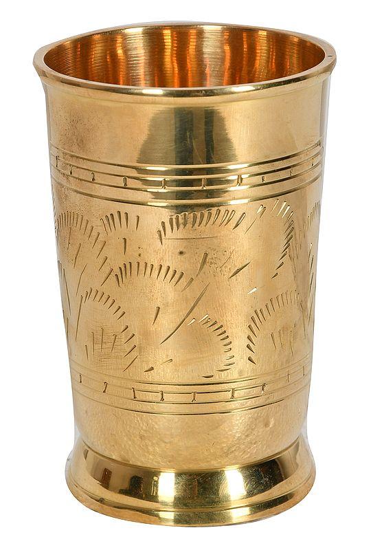 Brass Glass