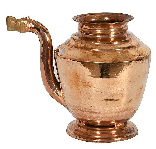 Copper Ritual Pot