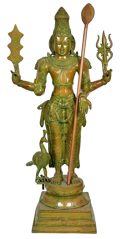 Karttikekya - The Warrior Son of Shiva